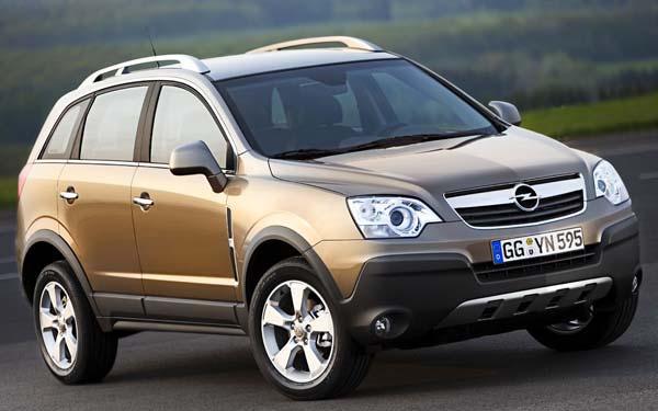 Opel Antara 2007-2010