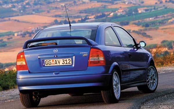 Opel Astra 1998-2003