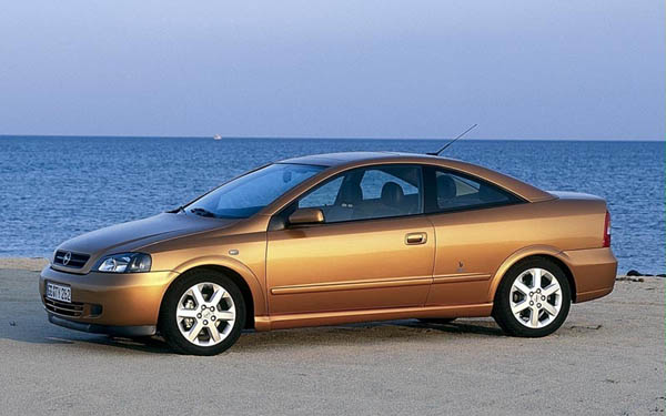 Opel Astra Coupe 2000-2005