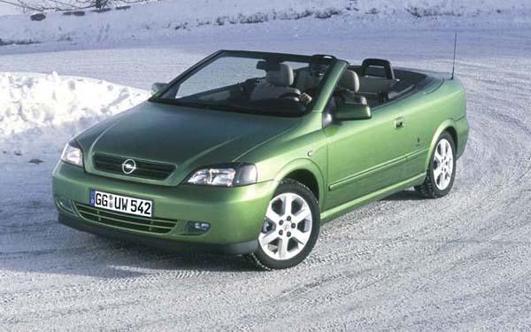 Opel Astra Cabrio 2001-2005
