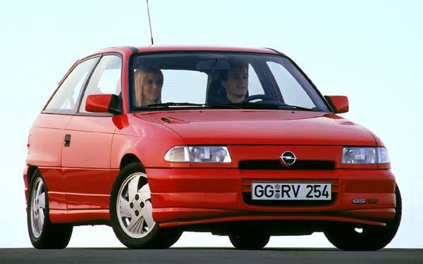 Opel Astra 1992-1998