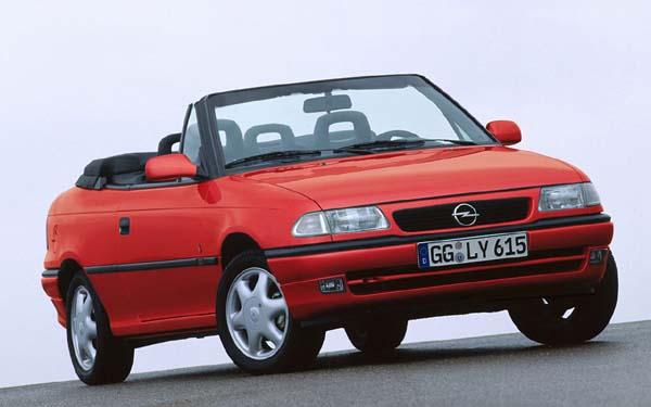Opel Astra Cabrio 1992-1999