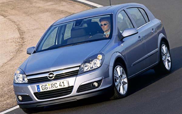 Opel Astra 2004-2015