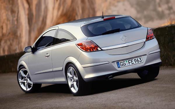 Opel Astra GTC 2004-2011