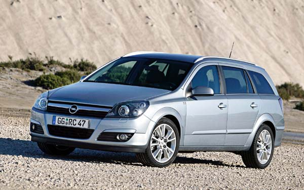 Opel Astra Caravan 2005-2015