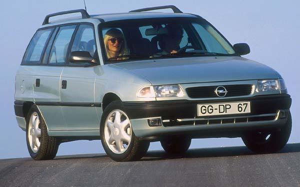 Opel Astra Caravan 1992-1998