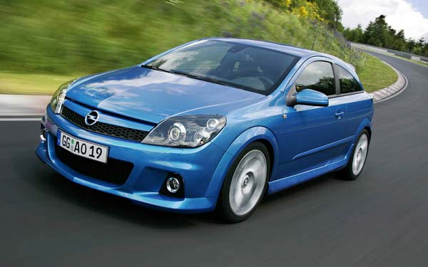 Opel Astra OPC 2005-2009