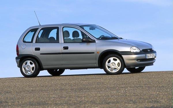 Opel Corsa 1993-1999