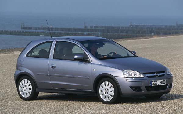 Opel Corsa 3-Door 2004-2006