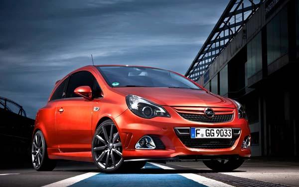 Opel Corsa OPC 2011-2014
