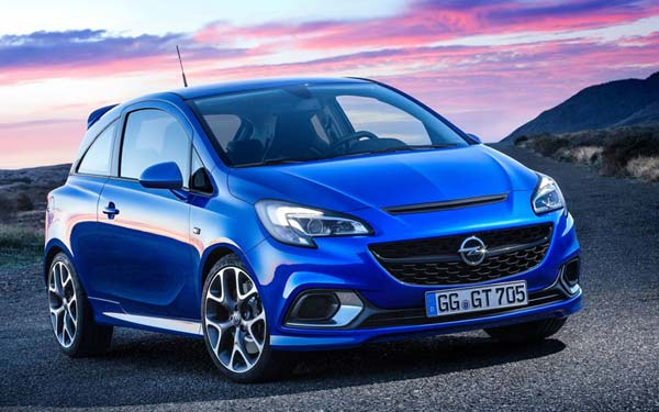 Opel Corsa OPC 2015-2019