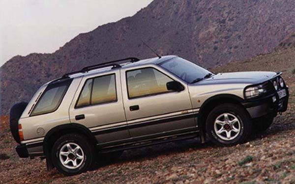 Opel Frontera 1991-1998