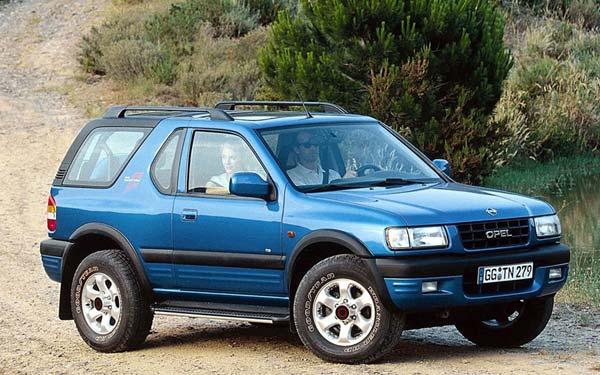 Opel Frontera Sport 1998-2001