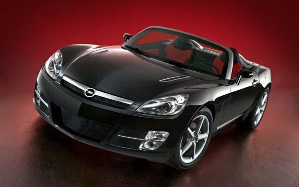 Opel GT 2006-2009