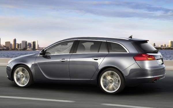 Opel Insignia Sports Tourer 2009-2013