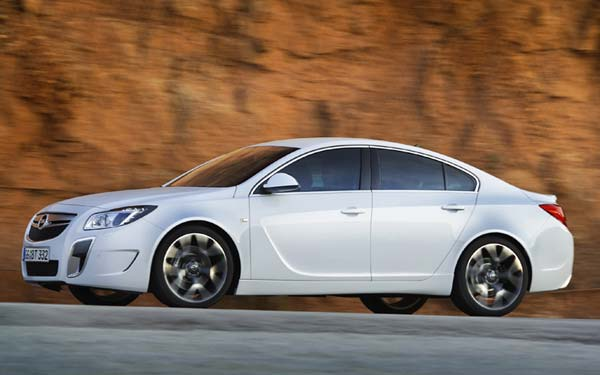 Opel Insignia OPC 2009-2013