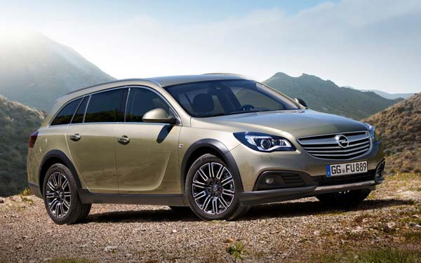 Opel Insignia Country Tourer 2013-2017