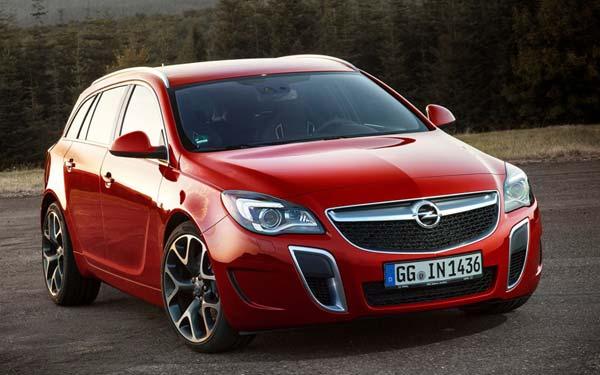 Opel Insignia Sports Tourer OPC 2013-2017