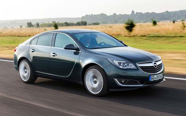 Opel Insignia Hatchback 2013-2017