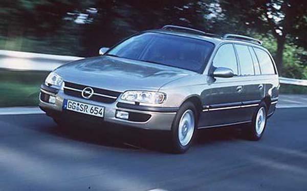 Opel Omega Caravan 1993-1999