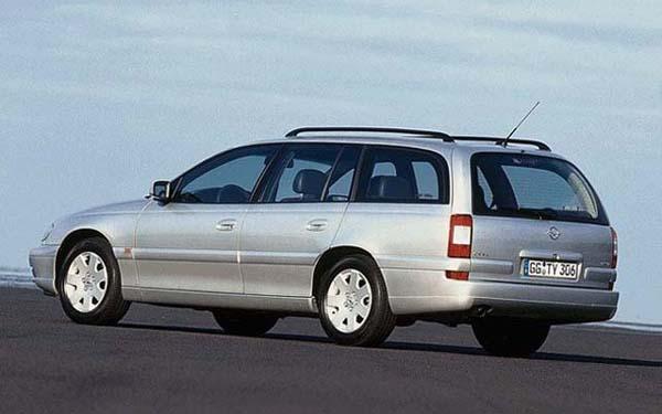 Opel Omega Caravan 1999-2003