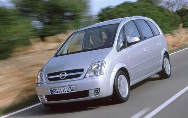 Opel Meriva 2002-2010