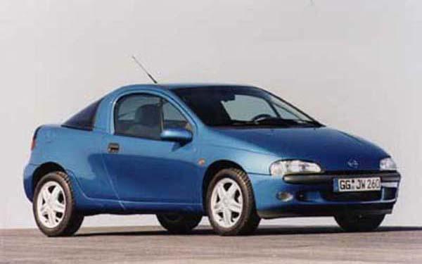 Opel Tigra 1993-2002