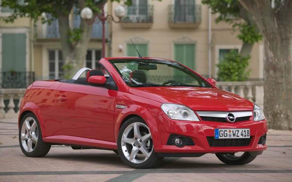 Фото Opel Tigra