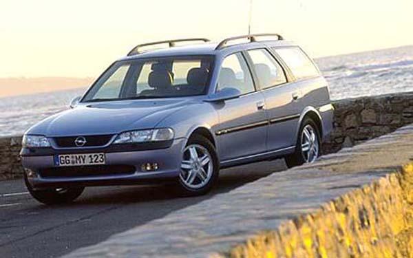 Opel Vectra Caravan 1999-2002