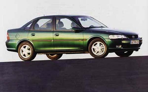 Opel Vectra 1999-2001