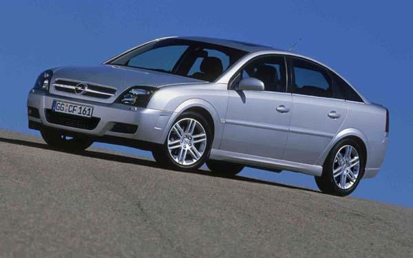 Opel Vectra GTS 2002-2004