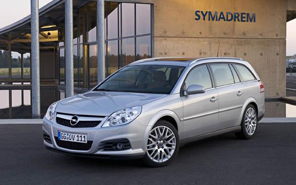 Opel Vectra Caravan 2005-2008