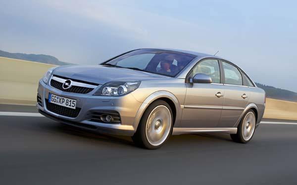 Opel Vectra GTS 2005-2008