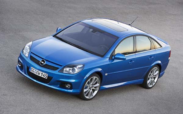 Opel Vectra OPC 2005-2008