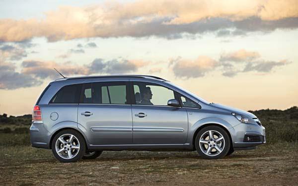 Opel Zafira 2005-2014