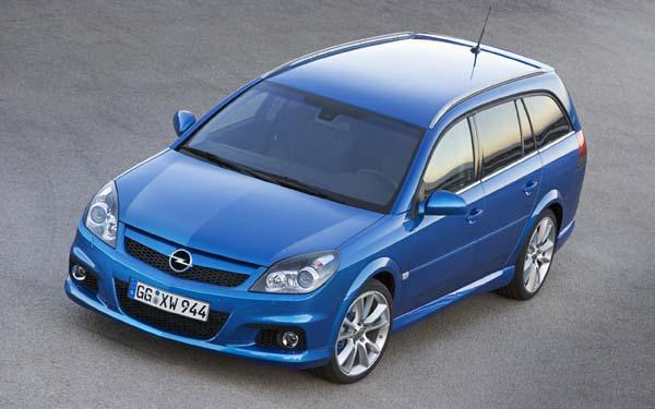 Opel Zafira OPC 2005-2014