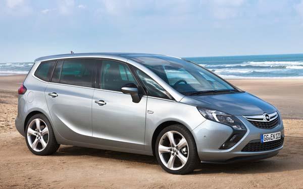 Opel Zafira Tourer 2011-2016