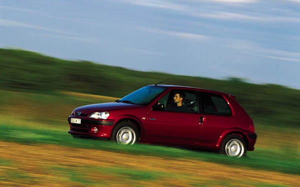 Peugeot 106 1991-1996