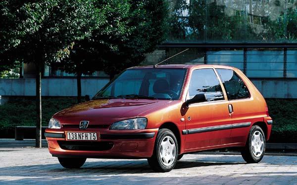 Peugeot 106 1997-2004