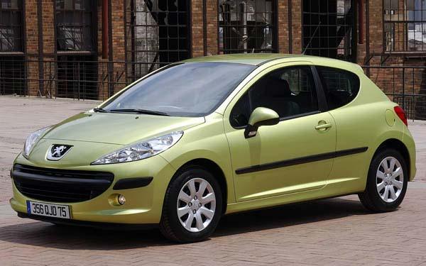 Peugeot 207 3-Door 2006-2009