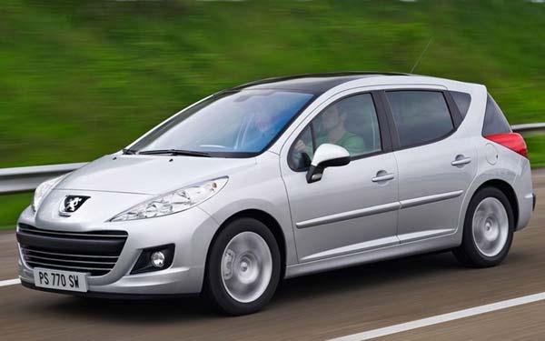 Peugeot 207 SW 2009-2015
