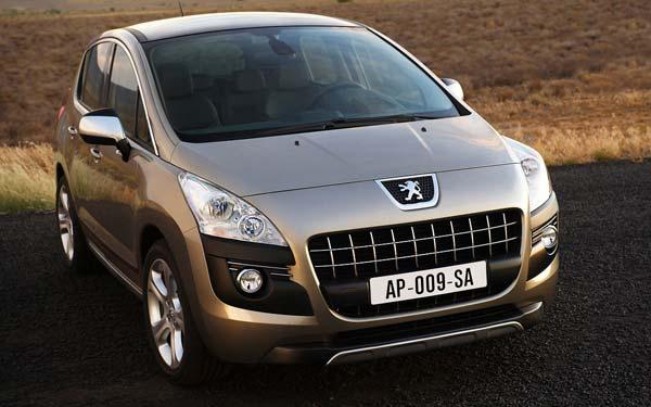 Peugeot 3008 2009-2013