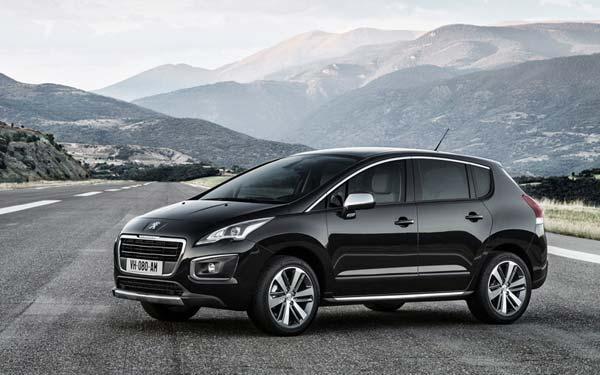 Peugeot 3008 2013-2016