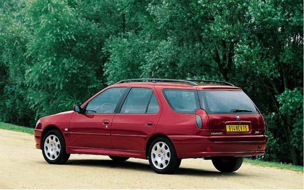 Peugeot 306 Break 1997-2000