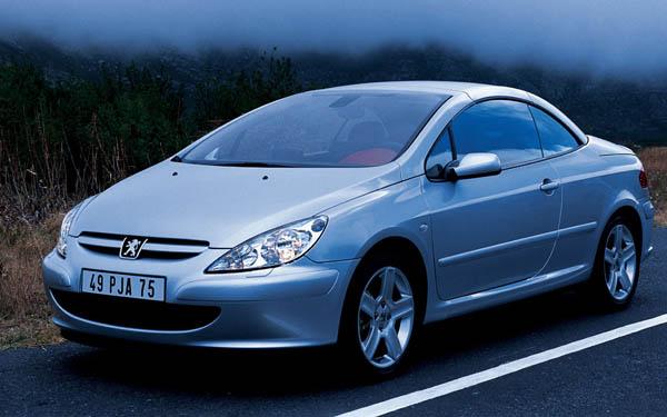 Peugeot 307 CC 2002-2005