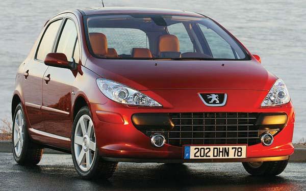 Peugeot 307 2005-2007