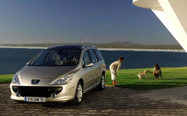 Peugeot 307 SW 2005-2007