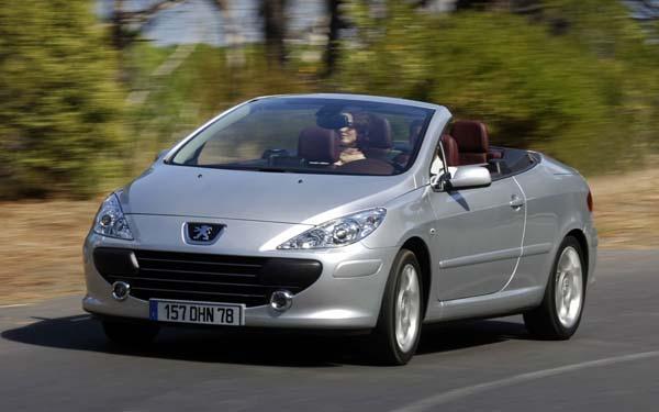 Peugeot 307 CC 2005-2008