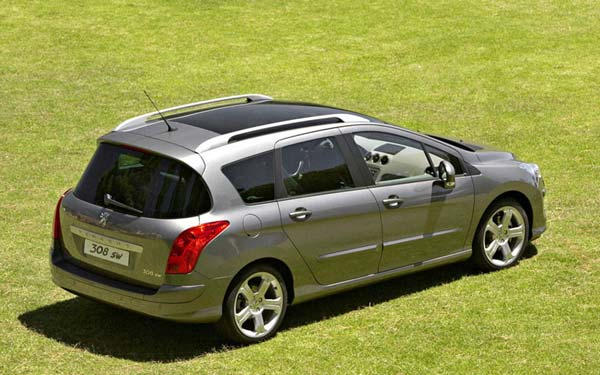 Peugeot 308 SW 2008-2010