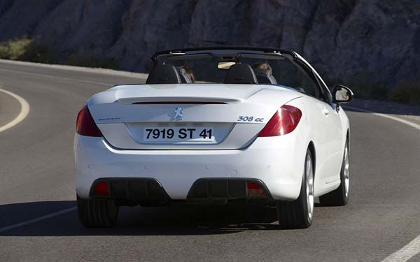 Peugeot 308 CC 2008-2010